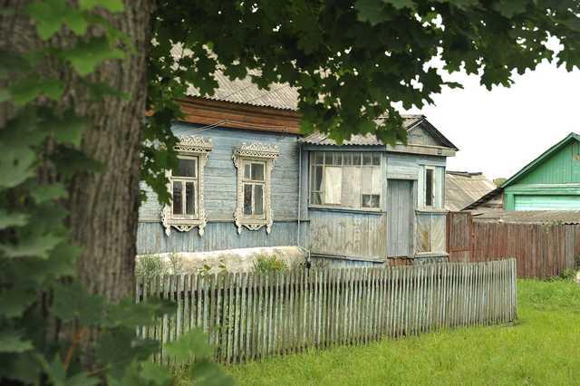домик в Полотняном