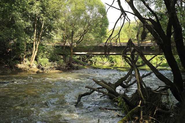 мост через Суходрев