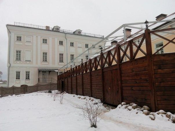 Музей-усадьба Гончаровых