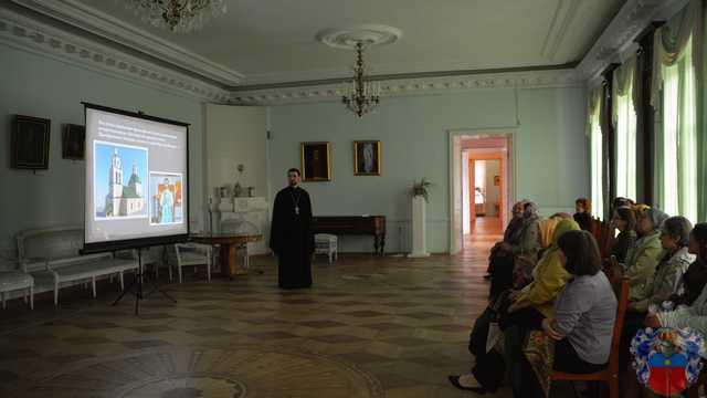Открытие музейной экспозиции «История храма Спаса Преображения»